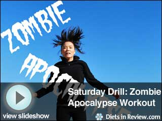 View Saturday Morning Drill: Zombie Apocalypse Workout Slideshow