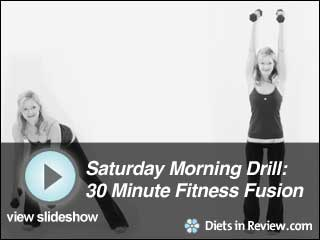 View Saturday Morning Drills: Full Fitness Fusion Slideshow