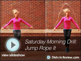 View Saturday Morning Drills: Jump Rope It Slideshow