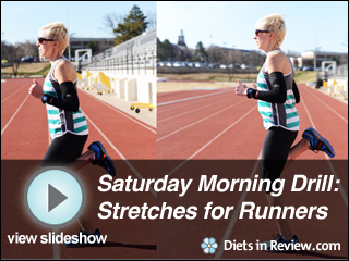 View Saturday Morning Drills: Stretches for Runners Slideshow