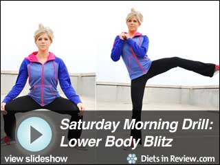 View Saturday Morning Drills: The Lower Body Blitz Slideshow
