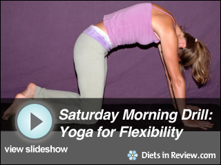 View Saturday Morning Drills: Yoga for Flexibility Slideshow