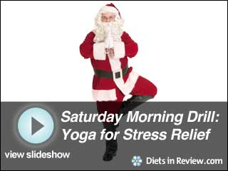 View Saturday Morning Drills: Yoga for Holiday Stress Relief Slideshow