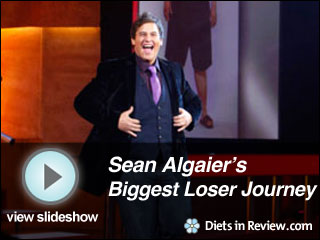 View Sean Algaiers' Biggest Loser Journey Slideshow