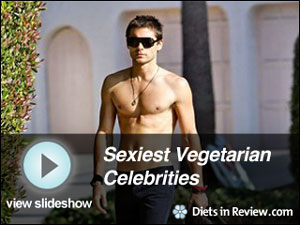 View Sexiest Vegetarian Celebrities Slideshow
