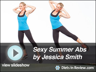 View Sexy Summer Abs Circuit Workout Slideshow