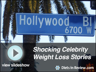View Shocking Celebrity Weight Loss Stories Slideshow