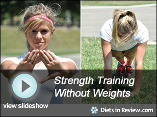 View Strength Training Without Weights Slideshow
