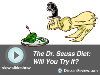 View The Dr. Seuss Diet Slideshow