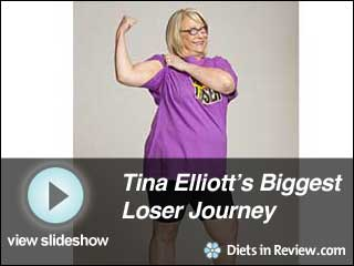 View Tina Elliott's Biggest Loser 10 Journey Slideshow