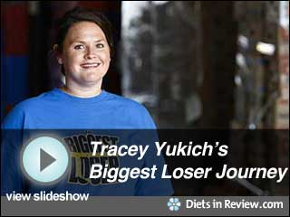 View Tracey Yukich's Biggest Loser Journey Slideshow