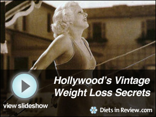 View Vintage Weight Loss Secrets Slideshow