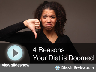 View Why Your Diet is Doomed Slideshow