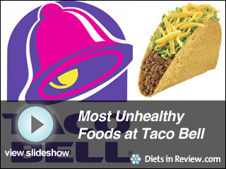 View Worst Foods at Taco Bell Slideshow