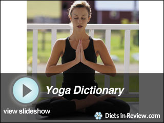 View Yoga Dictionary Slideshow
