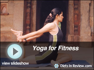View Yoga for Fitness Slideshow