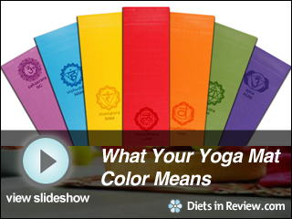 View Yoga Mat Color Meaning Slideshow
