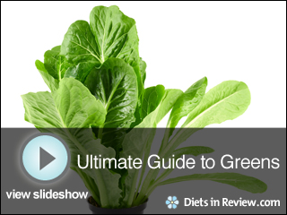 View Your Ultimate Guide to Greens Slideshow