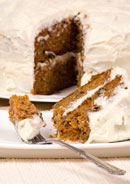 3 Point Carrot Cake