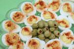 Diabetic Deviled Eggs