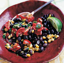 Summery Black Bean Salad
