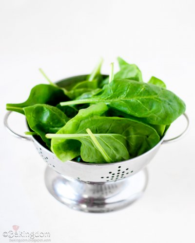 Spinach, Fresh