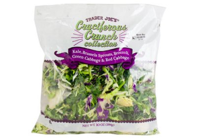 Cruciferous Crunch Collection, Kale, Brussels Sprouts, Broccoli, Green Cabbage & Red Cabbage