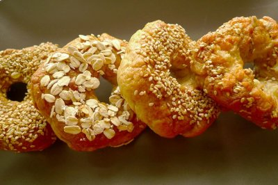 Bagels, Oatmeal & Honey