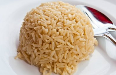 Brown Rice,  Prepared