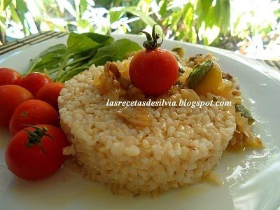 Organic Brown Rice, Arroz Integral, Organico