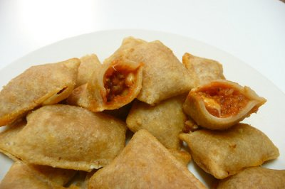 Pizza Rolls Combination