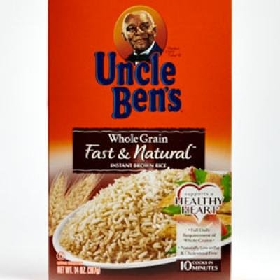 Rice ,Instant Brown Natural Whole Grain