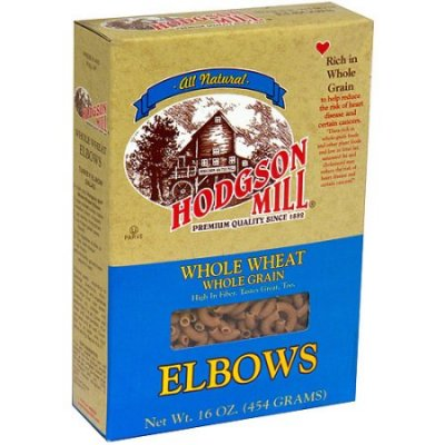 100% Whole Grain Elbow Macaroni Pasta