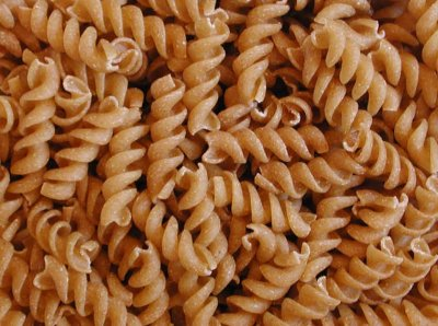 100% Whole Wheat Rotini Pasta