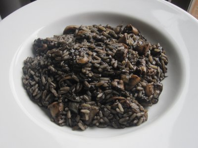 Heirloom Black Rice