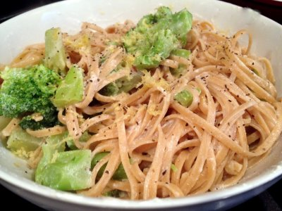 Linguine, Whole Wheat