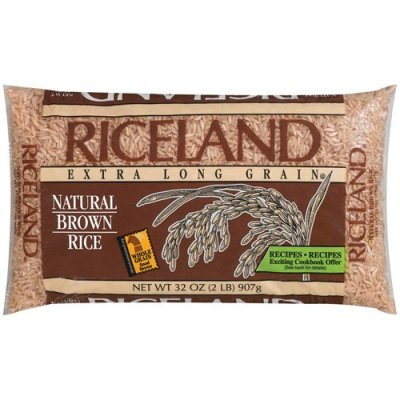 Natural Brown Rice, Extra Long Grain
