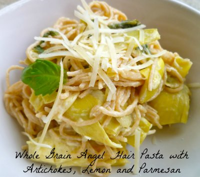 Whole Grain Angel Hair Pasta