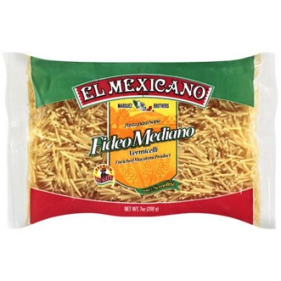 Enriched Macaroni Product, Vermicelli
