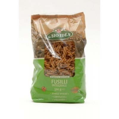 Fusilli, Organic, Whole Wheat, No. 29