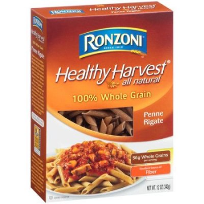 Healthy Harvest, Whole Wheat Blend Pasta