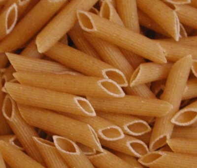 Organic Whole Wheat Penne Rigate Pasta