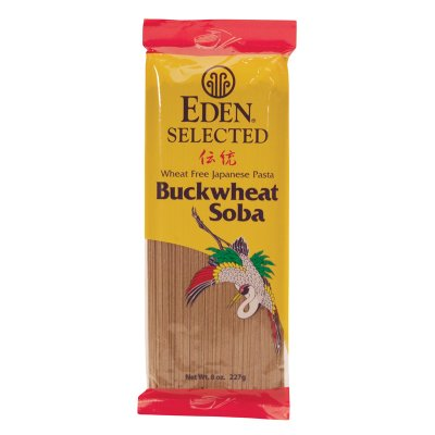 Soba - 100% Buckwheat, Japanese, 100% Whole Grain