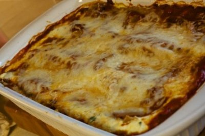 Whole Grain Lasagne