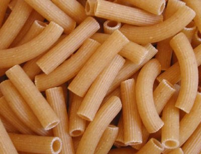 Whole Wheat Rigatoni Organic Pasta