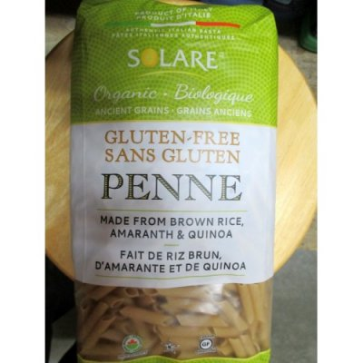Organic Brown Rice & Rice Quinoa Penne
