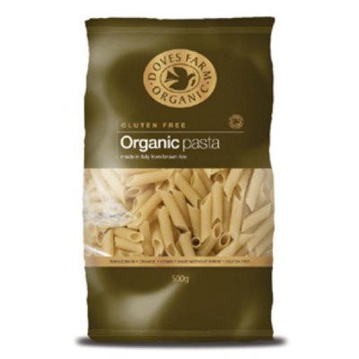 Organic Brown Rice Penne Pasts