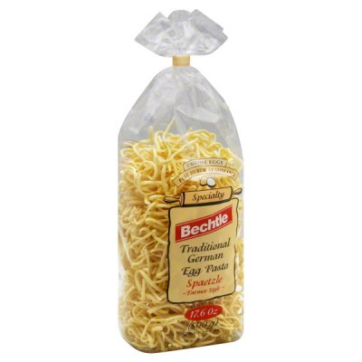 Egg Noodles, Traditional German Spaetzle, Farmer Style