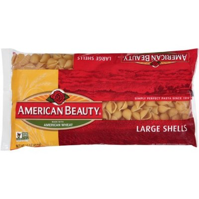 Enriched Macaroni Product,Shells