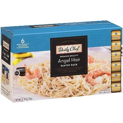 Angel Hair Pantry Pack